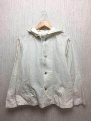 スノーフードジャケット/2/コットン/WHT/ B/IV 1930
