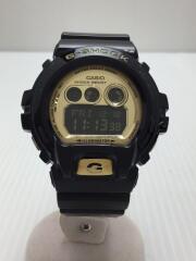 G-SHOCK/クォーツ腕時計/デジタル/ラバー/BLK/GD-X6900FB