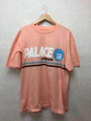 GB London T-Shirt/Tシャツ/XL/コットン/PNK