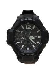 クォーツ腕時計・G-SHOCK/デジアナ/BLK/GA-1100