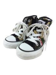 キッズ靴/--/スニーカー/チノ/マルチカラー/APE STA/シャーク/13-15cm