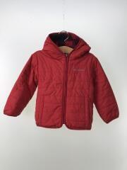 ジャケット/--/ポリエステル/RED