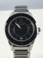 Folli Follie/フォリフォリ/クォーツ腕時計/アナログ/WF6T019BD/シルバー