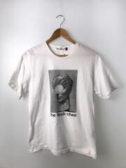 アンダーカバー/グラフィックTシャツ/2/コットン/ホワイト/白