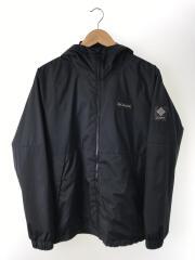 コロンビア/OMNI-TECK/WE1252/マウンテンパーカ/M/ポリエステル/ブラック/黒