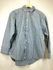 ダンガリーシャツ4/19050220302030/FREE/コットン/IDG