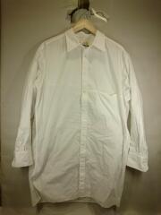 Ys BANG ON/長袖シャツ/3/コットン/ホワイト/YA-B65-073