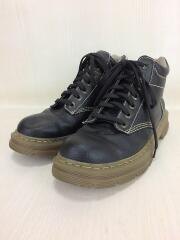 ブーツ/UK9/BRW/レザー/TOCOMA