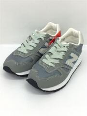 キッズ靴/17cm/スニーカー/GRY/K1300JP