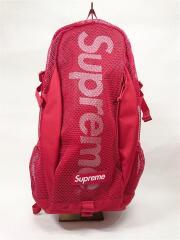 2020ss/Cordura Backpack/コーデュラバックパック/--/RED/リュック