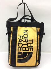 BC Fuse Box Tote/リュック/ナイロン/YLW/無地/NM81609