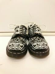 美品/マーク・ウィガン/3-Eye Shoe/8053/シューズ/UK4/BLK