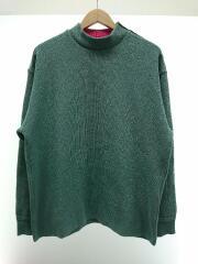 セーター(厚手)/2/コットン/GRN/無地/409530002/UNITED TOKYO