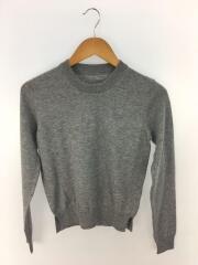 セーター(薄手)/XS/ウール/GRY/④/2020AW/S51HA1083
