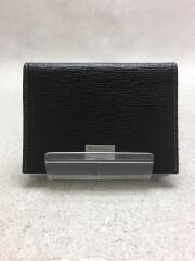 カードケース/レザー/BLK/無地/メンズ