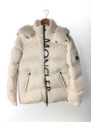 ダウンジャケット/20AW/Maures white quilted shell jacket/ナイロン/WHT