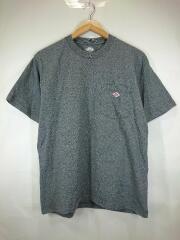 Tシャツ/40/コットン/GRY/17S-HS-001