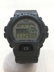 クォーツ腕時計・G-SHOCK/デジタル/GRY/DW-6900X-8BT