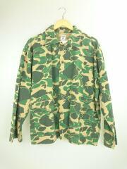 長袖シャツ/S/コットン/KHK/CH790/Hunting Shirt Printed Flannel/中古