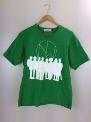 Tシャツ/NEW WARRIORS/3/コットン/GRN