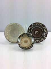 小皿/中皿/3点セットBRW/やちむん/和食器