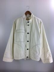 Harbour Jacket/ハーバージャケット/×fennica/20SS/3/コットン/WHT