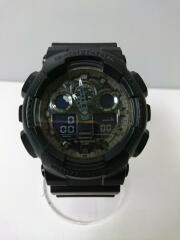 カシオ/クォーツ腕時計・G-SHOCK/デジアナ/BLK