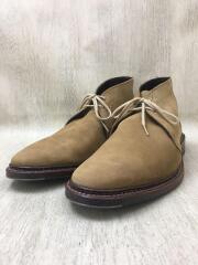 チャッカブーツ/UK8/キャラメル/UNLINED CHUKKA BOOTS/1494/フォーマルブランド
