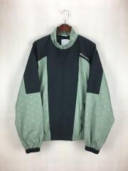 ナイロンジャケット/L/ポリエステル/グリーン/C8-P601/19SS/モノグラムジャケット/緑