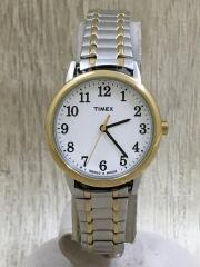 クォーツ腕時計/シルバー/ゴールド/TW2P78700