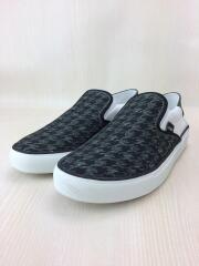 Babouche Sneakers/40/ブラックVTVN2/スリッポン/ローカットスニーカー/千鳥格子