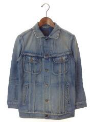 オリジナルジーンズジャケット/デニムジャケット/Gジャン/XS/デニム/BLU/424522