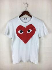 Tシャツ/S/コットン/WHT/AZ-T026