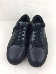 FOOTSTOCK ORIGINALS ORDINARIE LACEUP/ローカットスニーカー/9/BLK/レザー