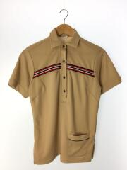 ポロシャツ/36/ポリエステル/CML/ヴィンテージ/オールド/USA製/70S/