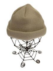 MST/ヘッドウェア/FREE/コットン/クリーム/ニット帽