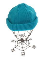 MST/ヘッドウェア/FREE/コットン/青/ニット帽