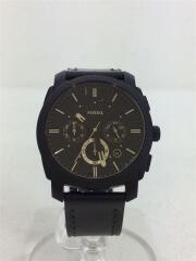 フォッシル/クォーツ腕時計/アナログ/FS5586/BLK/BLK/251906