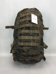 U.S.M.C. ILBE アサルトパック/リュック/ナイロン/KHK/カモフラ