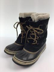 パック グラフィック 13/ブーツ/25cm/BLK/スウェード/NL1966-010