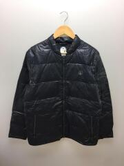 パフパフギブジャケット/ダウンジャケット/サイズ:US-M/ナイロン/BLK/G0251800