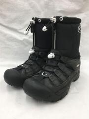 ウインターポート2/ブーツ/27cm/BLK/1014060