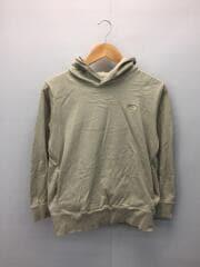 パーカー/M/コットン/BEG/NTW32001/Heavy Cotton Hootee/20SS