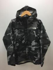 ナイロンジャケット/M/ナイロン/GRY/カモフラ/NP61535/Novelty Dot Shot Jacket