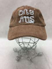 DRY ALLS/キャップ/--/コーデュロイ/BRW