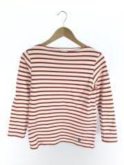バスクシャツ/コットン/ホワイト/ボーダー/オーシバルオーチバル