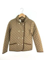 キルティングジャケット/34/ポリエステル/キャメル/112ba-2007a/トラディショナルウェザーウェア