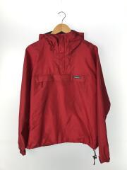 ナイロンジャケット/96s/Pneumatic Pullover/アノラック/S/RED/83112