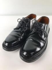オールデン/ドレスシューズ/US7.5/ブラック/黒/レザー/9901ブラックコード