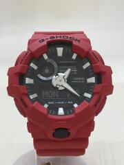 クォーツ腕時計・G-SHOCK/デジアナ/GA-700-4AJF